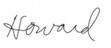 howard-signature